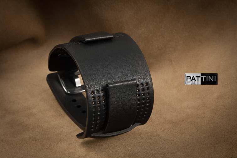 Kožený řemínek na hodinky - modifikace 13  dbd9842f426